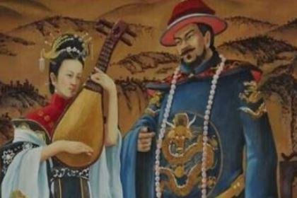 冲冠一怒为红颜的吴三桂,陈圆圆爱过他吗?