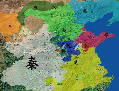 战国时期作为一个弹丸小国韩国 是如何在支撑那么久的