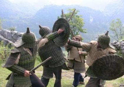 藤甲兵的装备制作起来到底有多麻烦 看完就知道诸葛亮为什么不用了