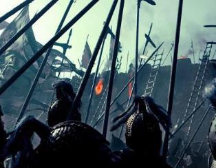 """小村庄的""""万人冢""""是什么时候留下的?历史上著名的玉璧之战!"""