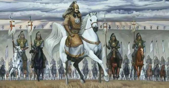 蒙古帝国中分封出的四大汗国,怎么灭亡的?