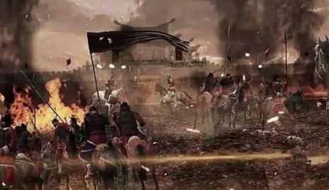 张巡:唐朝铁血战将,他最后是怎么死的?