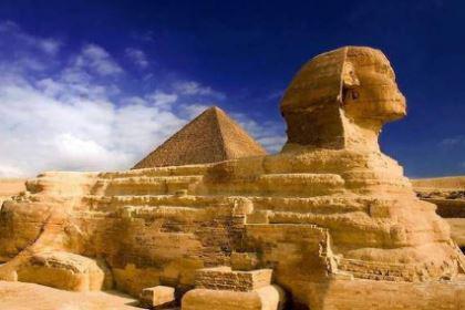 埃及斯芬克斯狮身人面像中有人面是谁 他是哪个真实历史人物