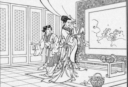 历史典故系列之——东施效颦的故事
