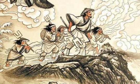 大禹传位给儿子夏启,背后的原因是什么?