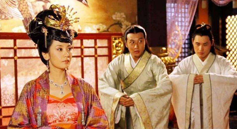 比武则天还厉害的女人,差点成为史上第二个女帝,她是谁?