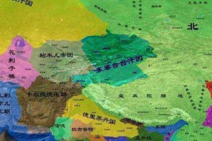 帖木儿帝国和东察合台汗国斗了22年,最后结果怎样?