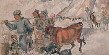 盘点历史上的六次人口大迁徙,每次人口有多少?