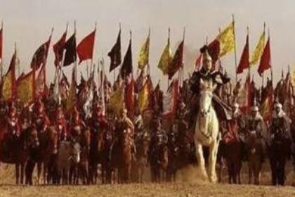 清朝时汉军八旗是什么概念?清朝八旗的三大组成部分之一