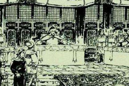 南明内阁首辅丁魁楚投敌却被灭门 搜刮得来八十四万两黄金全部被抢