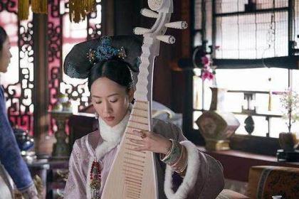 乾隆心目中另一个完美妻子,从未踏进皇宫却以皇贵妃之位与之合葬?