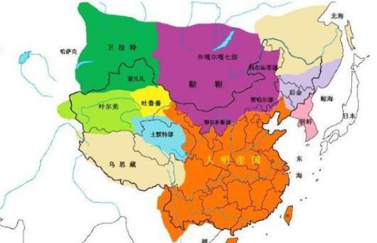 古代中国为什么不扩张领土?其实是根本不需要再扩张了!
