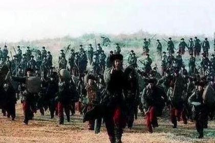 唐朝6000士兵对战13万叛军,36位将领热血牺牲