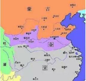 金朝亡国有哪些原因?大金面对蒙古为何毫无还击之力?
