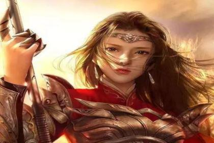 她是是唐太宗李世民的嫡亲姐姐 在战场上建立军功,死后此地因她而得名