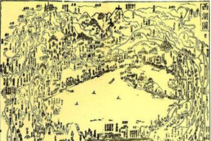 古代地图是怎么画的?是谁发明了画地图的方法?