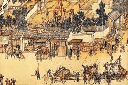 苏轼父子三人浴室住一年,武大郎竟然是有房一族?