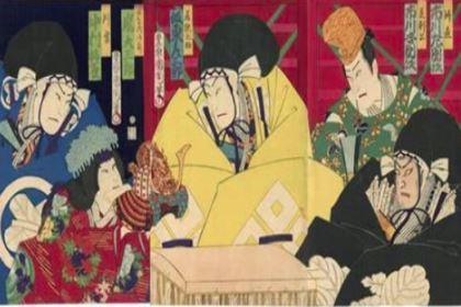 隋炀帝赐给日本一块木头,被他们奉为国宝?