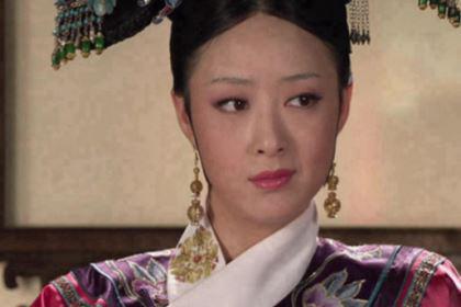 华妃给雍正更衣的时候,为什么要故意玩弄朝珠?
