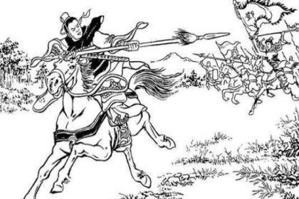文鸯的勇猛堪比赵云,最后却被奸贼陷害