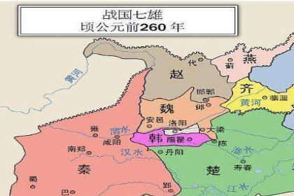 秦始皇出生在赵国,为什么却那么痛恨赵国?