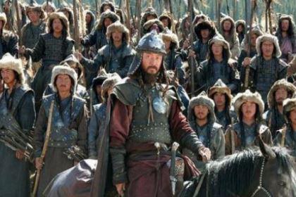 揭秘:成吉思汗和他杀父仇人塔塔尔人的恩怨