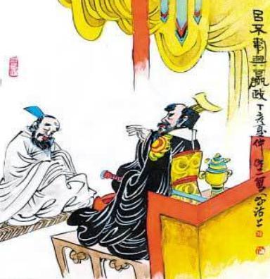 吕不韦在怎么说都对秦始皇有恩 为什么他最后会被秦始皇清算呢