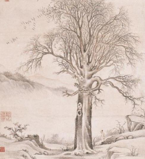 清朝文艺皇帝,乾隆皇帝的绘画作品赏析