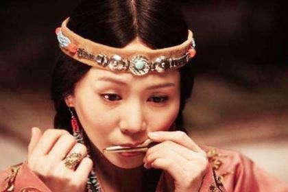 忽兰皇后:被成吉思汗抢来,成后宫最受宠的妃子