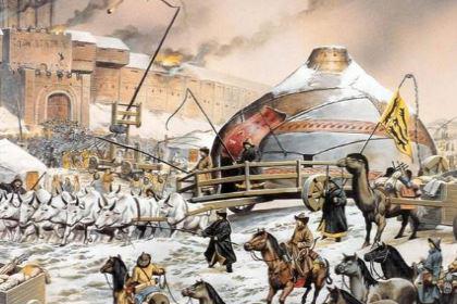范延堡之战:成吉思汗西征途中遇到最大的阻碍