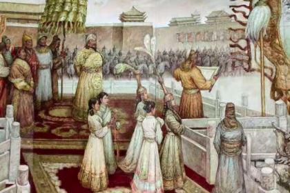 成吉思汗的女人多数为敌人妻女,他不怕被暗杀吗?