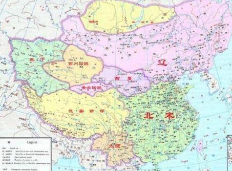 揭秘宋朝为何不是大一统王朝 主要的原因是在疆域