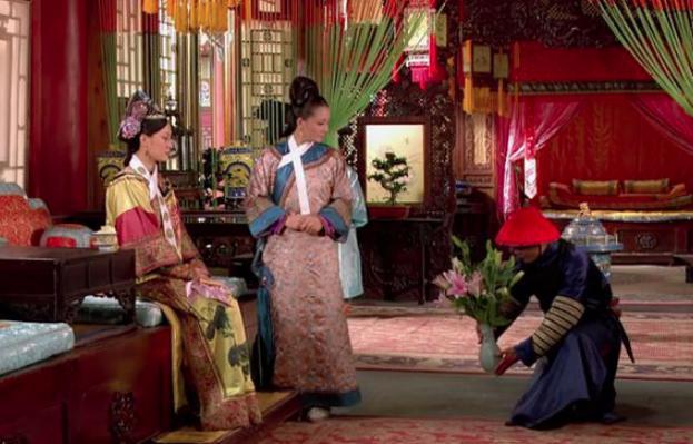 康熙一生娶了四对姐妹花,她们分别是谁?