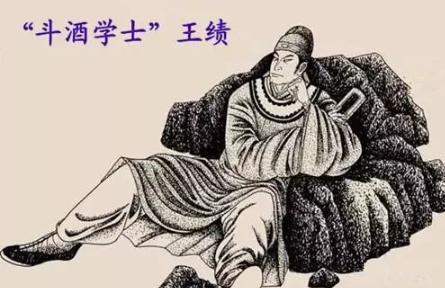 皇子李泰羞于吃猪肉,诗人王绩却醉醒复饮、闲田牧猪