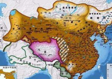 历史上唐朝疆域达到什么程度 世界上排第几