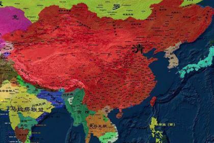 清朝在十八个省之外设立了行政区,是怎么管理的?