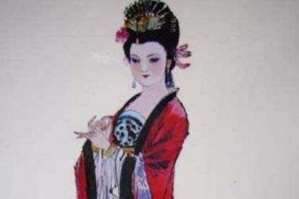 生来就头发过颈的她,舅父是皇上,丈夫是开国皇帝,李世民四兄弟是她生的?