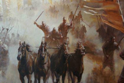 城濮之战是怎么回事?晋文公退避三舍获得美名!