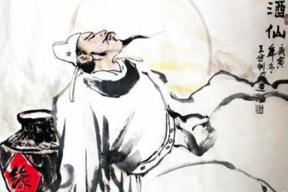 安史之乱的时候,唐朝的诗人们都在干啥?