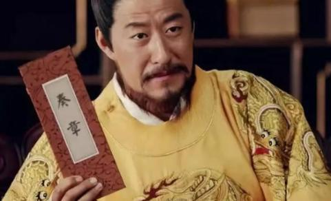 太子怀里的画为什么能让朱元璋痛哭不已?画里画了什么?