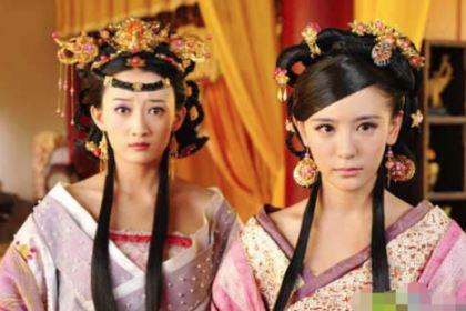 周皇后和田贵妃生前争宠,死后却葬在一起