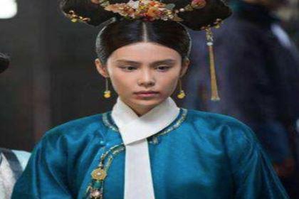 婉贵太妃:雍正赐给乾隆的妃子,因长寿被封为贵妃
