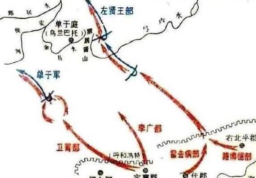 漠北之战为什么打得匈奴不敢再回来?汉武帝下血本14万匹战马回来不到4万!