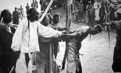 古代死刑犯为什么都要挂个牌子 这个牌子到底有什么作用呢