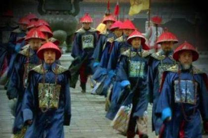 清朝的朝廷是几个部分组成的?分别负责什么?