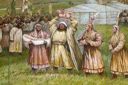 成吉思汗光妃子就只有40多人 他真的有1600多万的男性后代吗