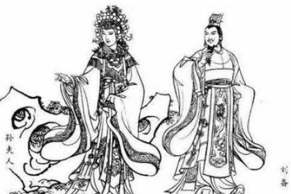 刘备与孙尚香结发三年,为什么没有生下孩子?
