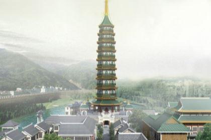 郑和除了下西洋,还负责监督建了哪项中世纪世界七大奇观?