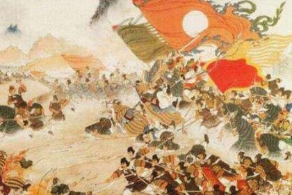 春秋时期十八国联军攻楚,主帅因没回扣撤兵回朝晋国从此没落!