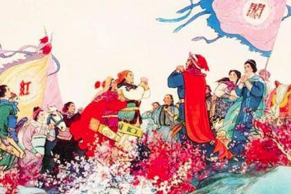弘光政权有数十万军队,不到一年就土崩瓦解了
